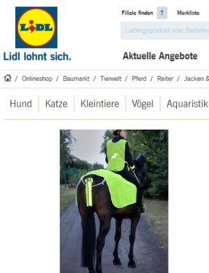 Reflektor-Set Lidl