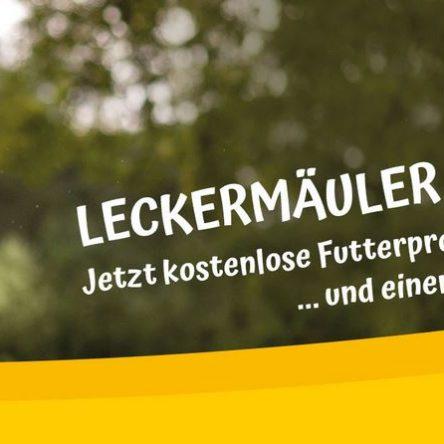 Josera Pferdefutter-Probe gratis + 5-Euro-Gutschein