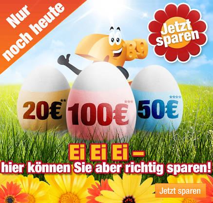 Plus-Gutschein Ostern 2015