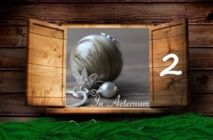 Adventskalender 2015 Tor 02 - Pferdehaarkette