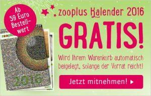 Zooplus rabatt kalender