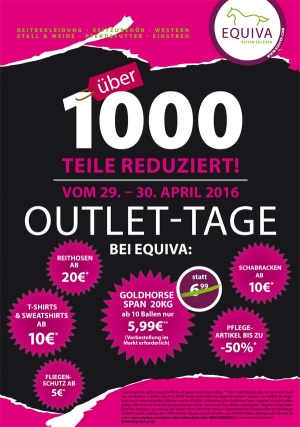 equiva outlet tage ueber 1000 teile rezuziert