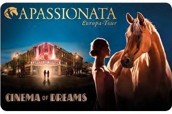 APASSIONATA 2017 Cinema of Dreams