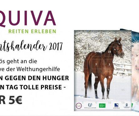 EQUIVA Adventskalender 2017 – Spenden und gewinnen