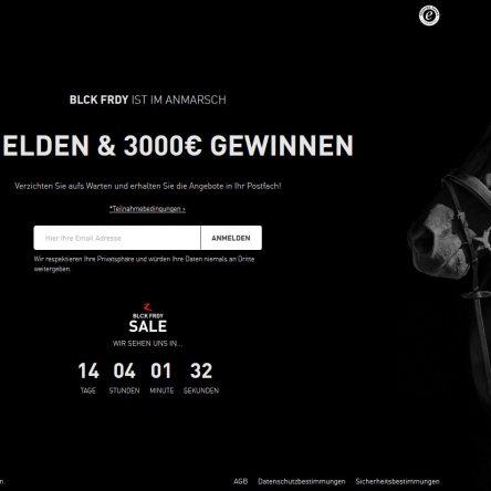 Horze Black Friday – 3.000 € Gutschein zu gewinnen