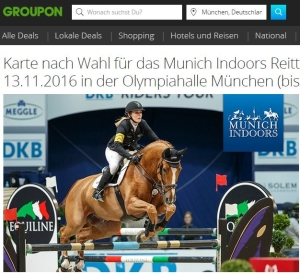 Tickets Munich Indoors bei Groupon