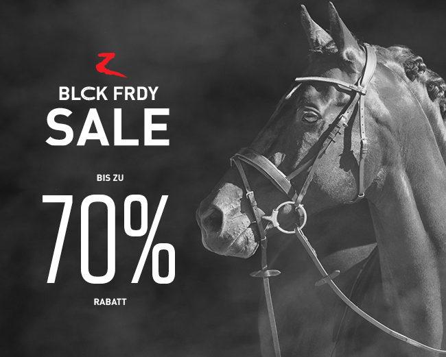 Black Friday Deal bei Horze bis zu 70 % auf Reitsportartikel und GRATIS Versand
