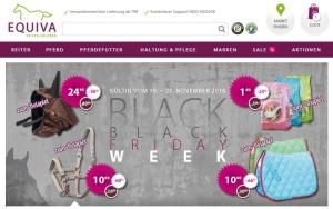 Black Friday Angebote 2016 bei EQUIVA