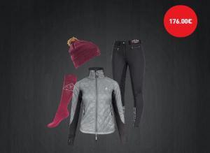 Reit-Outfit im Wert von 176 € zu gewinnen