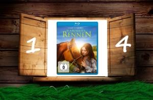 Blu-ray Hannahs Rennen im Adventskalender-Türchen 14