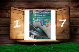 Reiten mit Franklin Bällen im Türchen 17