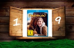 Blu-ray FANDANGO im Adventskalender Türchen 19