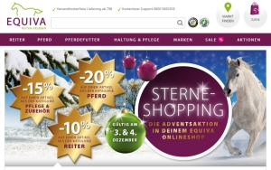 EQUIVA Stern Shopping 2. Advent 2016