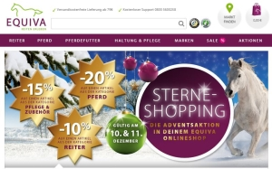 EQUIVA Sterneshopping am 3. Advent 2016