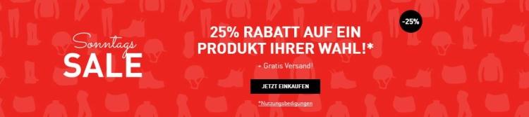 25 % Rabatt bei Horze