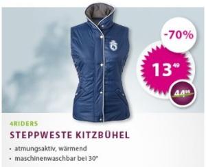 4Riders Steppweste Kitzbühl reduziert