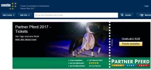 Partner Pferd Tickets Eventim
