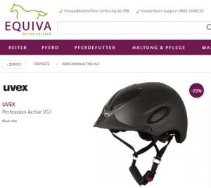 UVEX Perfexxion Active VG1