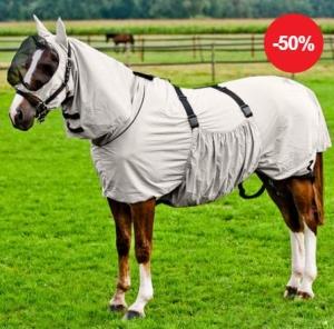 Ekzemer Decke für Pferde reduziert
