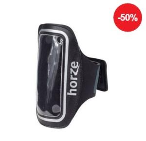 Handy-Tasche Horze mit reflektierendem Aufdruck