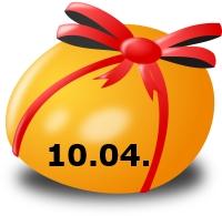 Osterei 10.04.17