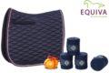EQUIVA 4HORSES Schabracke und Bandagen zu gewinnen