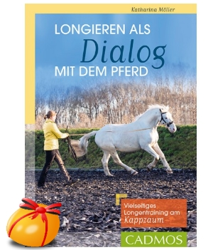 Longieren als Dialog mit dem Pferd Oster-Gewinnspiel