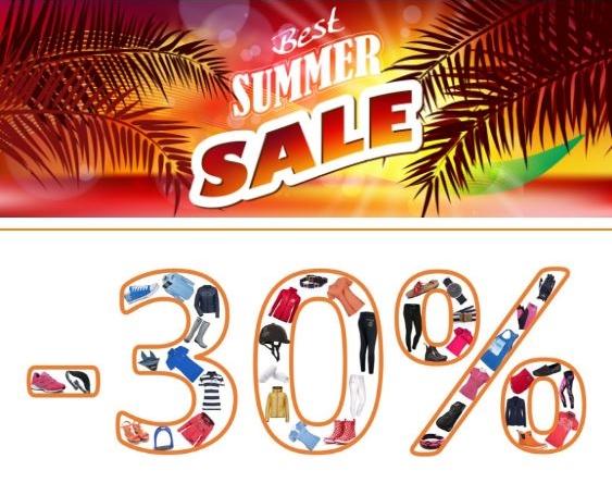 RidersDeal Summer-Sale 30 % Rabatt zusätzlich