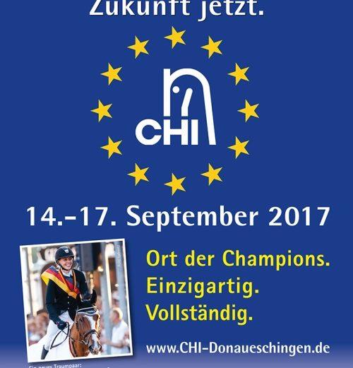 Plakat CHI Donaueschingen 2017