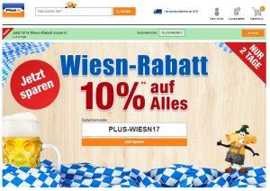 Plus.de Wiesn-Rabatt Gutscheincode