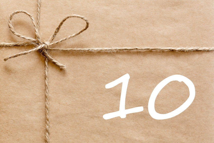 Adventskalender Türchen 10