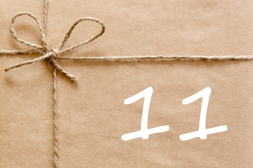 Adventskalender Türchen 11