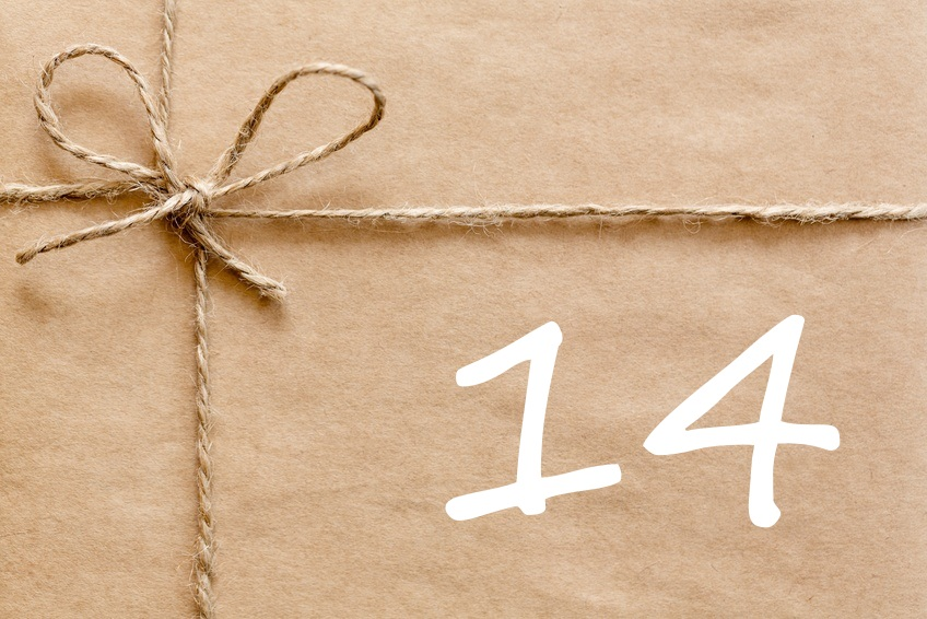 Adventskalender Türchen 14
