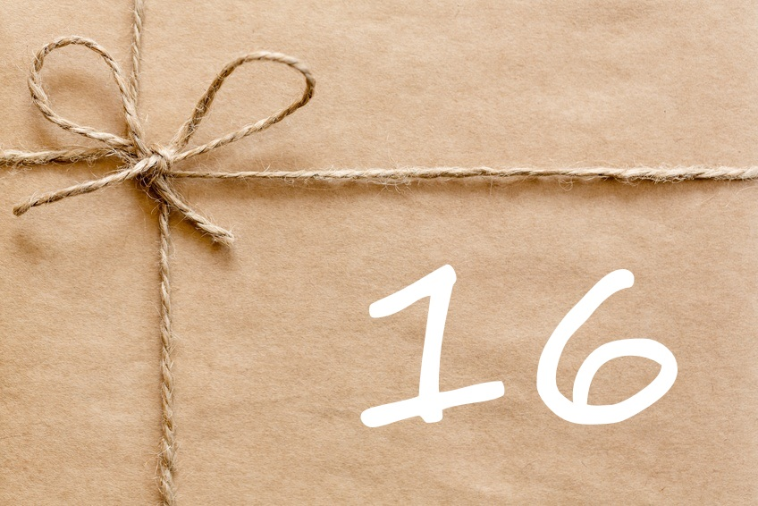 Adventskalender Türchen 16