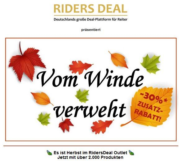 Vom Winde verweht - Riders Deal Outlet