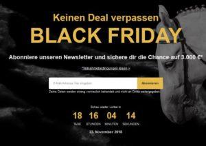 Black Friday Newsletter Horze