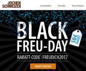 Jochen-Schweizer-Black-Friday 20 Euro Rabatt Code