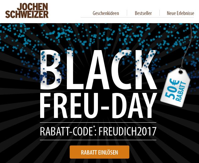 Jochen Schweizer Code