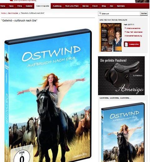 OSTWIND - Aufbruch nach Ora - Gewinnspiel