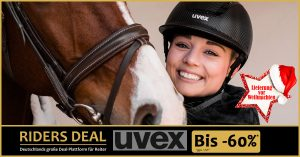 UVEX bei Riders Deal