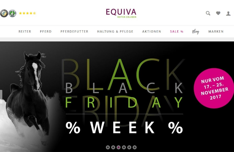 Black Friday Week EQUIVA