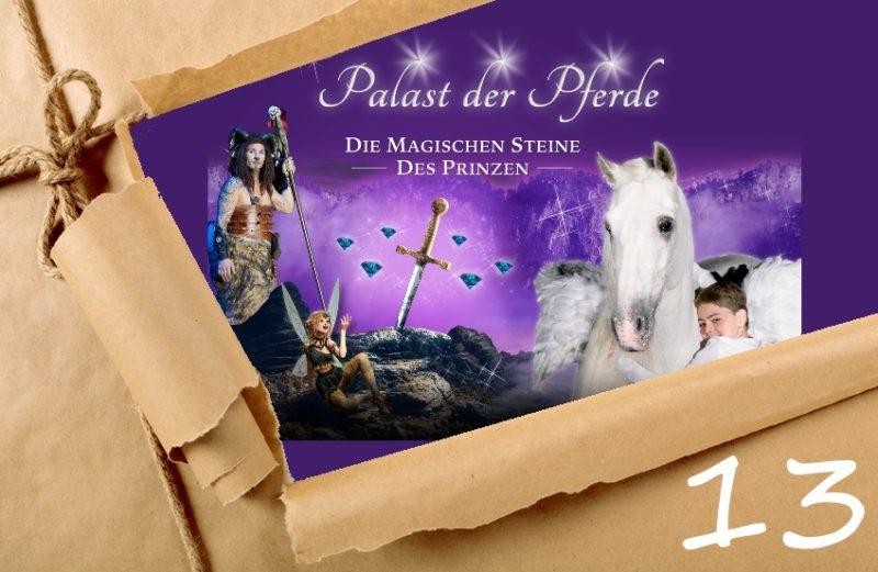 Palast der Pferde Die Magischen Steine des Prinzen im Adventskalender