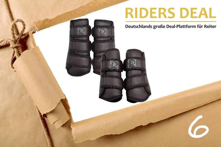 RidersDeal Dressurgamaschen im Adventskalender Tag 6