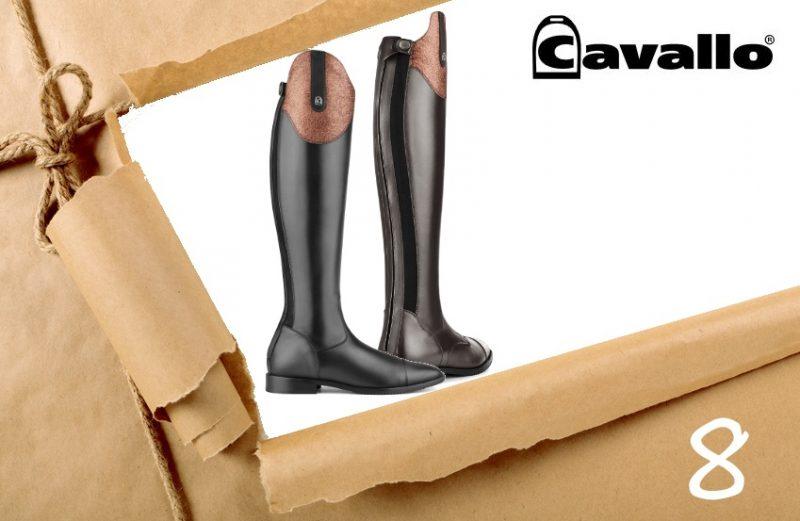 Cavallo Reitstiefel Linus Jump Edition Bling im Adventskalender Türchen 8