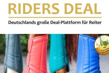 RidersDeal Dressurgamaschen – Ab 29,99 €