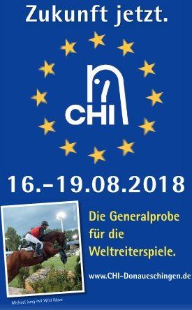 20 Tickets für das S.D. Fürst Joachim zu Fürstenberg Gedächtnisturnier-Donaueschingen zu gewinnen