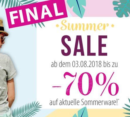 Summer Sale bei EQUIVA – Bis zu 70 % Rabatt