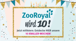 ZooRoyal wird 10