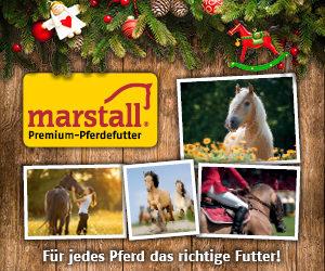 marstall Premium-Pferdefutter - Für jedes Pferd das richtige Futter!