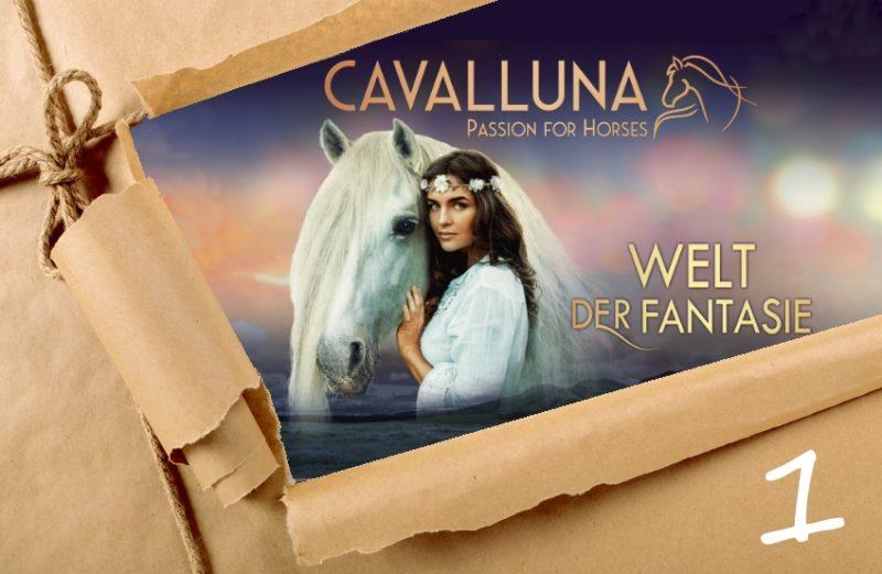 Adventskalender Gewinnspiel Tag 1 Cavalluna Welt der Fantasie